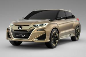 Фотошпионы поймали новую Honda