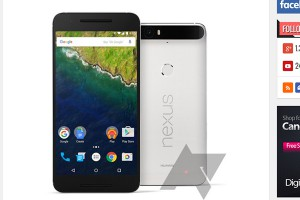 В Сети появилось первое фото «эталонного» смартфона Nexus