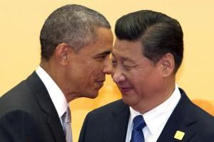 Глава Китая Си Цзиньпин совершает свой первый государственный визит в США