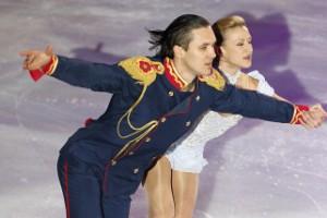 Татьяна Волосожар и Максим Траньков отправились на первый после годичного перерыва турнир