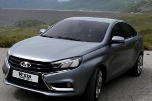 Названа предварительная цена Lada Vesta
