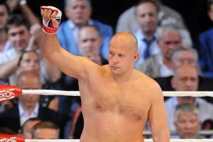 Чемпион UFC: Федор Емельяненко заработает в Японии больше денег, чем в нашей организации