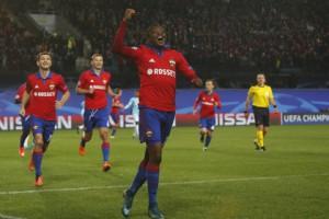 ЦСКА обыграл ПСВ в Лиге чемпионов