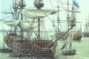 В Швеции исследователи нашли затонувшую яхту Петра I