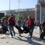"""Премьер Турции: Взрыв в Анкаре организовали террористы """"ИГ"""""""