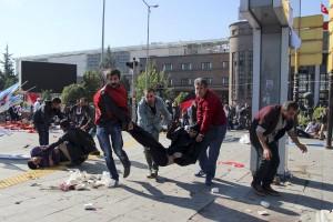 Премьер Турции: Взрыв в Анкаре организовали террористы «ИГ»