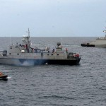 Иранские боевые корабли пришли в Астрахань