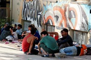 ЕС разрешил пограничникам возвращать беженцев на родину