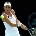 Радваньская сыграет с Куличковой в четвертьфинале теннисного турнира в Тяньцзине