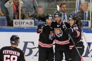 КХЛ договорилась о проведении матча «Амур» — «Адмирал» в Харбине в феврале