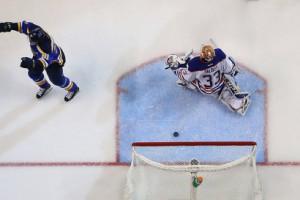 Шайба Тарасенко помогла «Сент-Луису» победить «Эдмонтон» на старте чемпионата НХЛ