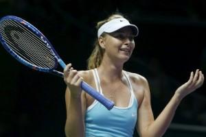 Радваньская помогла Шараповой оформить выход в 1/2 финала итогового турнира WTA