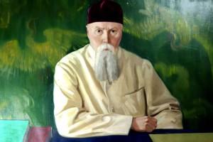 Музей Востока представляет выставку «Николай Рерих. Знамя мира – Знамя культуры»