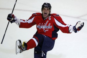 Форвард «Вашингтона» Овечкин не знал, что был близок к 900-му очку в матчах НХЛ
