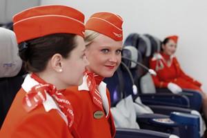 «Аэрофлот» стал лучшей авиакомпанией для бизнес-путешествий