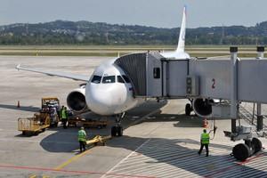 Украинские авиакомпании попросили Росавиацию разрешить полеты в РФ
