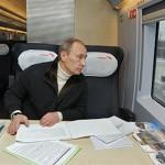 Путин пообещал продолжить демонополизацию РЖД