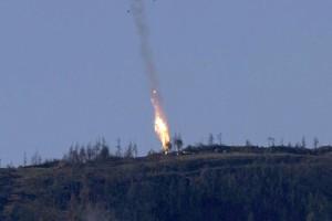 Вашингтон: Су-24 был сбит над территорией Сирии
