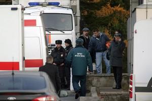 Тела жертв авиакатастрофы А321 доставлены в морг Петербурга