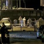 В центре Афин взорвался рюкзак с бомбой