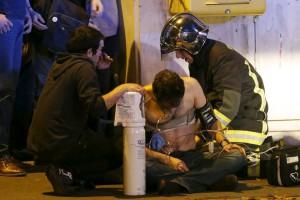 Обама и Олланд почтили память жертв парижских терактов