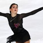 Опыт может помочь добиться успеха на ЧР, считает фигуристка Сотникова