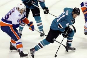Кулемин помог «Нью-Йорк Айлендерс» обыграть «Сан-Хосе Шаркс» в матче НХЛ