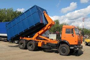 Компания Лэндмэн — своевременный и качественный вывоз мусора Беседы по доступной цене