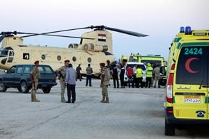 Ведущие авиаперевозчики Европы прекратили полеты над Синайским полуостровом
