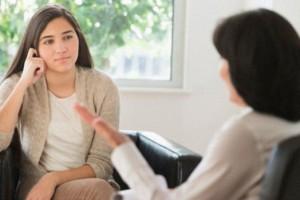 Психотерапевт — верная помощь при депрессии