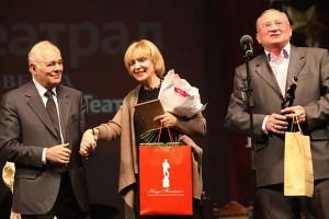 Названы лауреаты премии «Звезда Театрала»