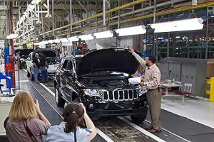 Jeep отозвал в России шесть тысяч Grand Cherokee