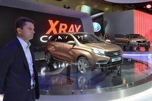 «АвтоВАЗ» объявил цены на Lada XRay