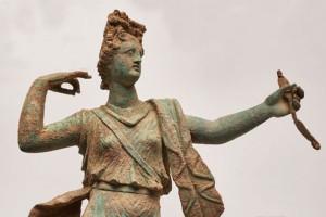 В Греции нашли уникальные скульптуры древних богов