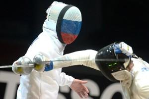 Российские шпажисты завоевали путевку на Олимпийские игры-2016