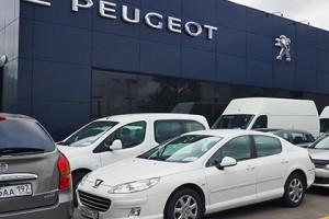Peugeot отзовет в России 2,5 тысячи кроссоверов