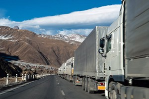 Турция запретила российскому транспорту перевозки по своей территории