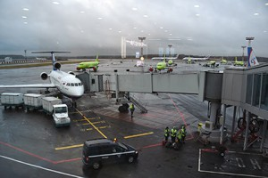 Подсчитаны потери аэропортов от запрета на полеты на Украину, в Египет и Турцию