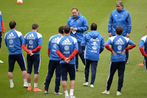 Сборная России сыграет на «Стад де Франс» с хозяевами Евро-2016