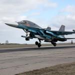Новая группа самолетов ВКС РФ вылетела из Сирии