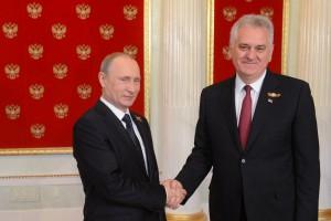 Президент Сербии заявил о нежелании вступать в НАТО