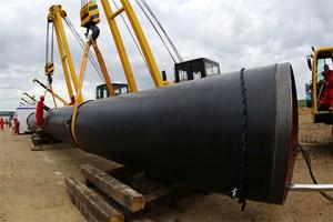 Еврокомиссия одобрила строительство газопровода через Грецию в ЕС