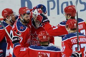 ЦСКА победил «Магнитку» и вышел вперед в финале Кубка Гагарина