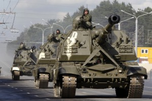 Страны-соседи РФ стали резко наращивать военные расходы