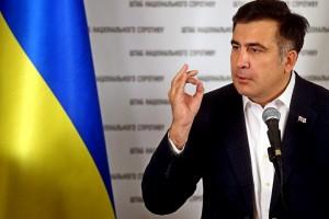 Саакашвили выдвинул ультиматум Порошенко