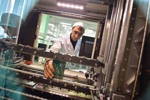 Российский завод собрался поставлять детали для спутников корпорации Thales