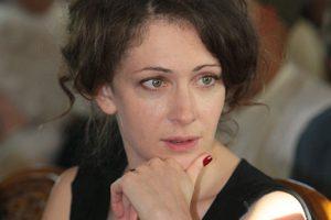 Российскую актрису Ксению Раппопорт наградили орденом Звезды Италии