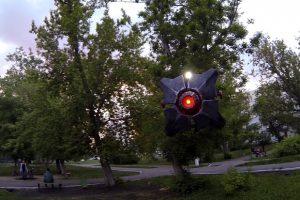 Россиянин построил дрон из Half-Life 2