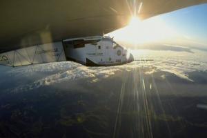 Solar Impulse 2 завершил десятый этап кругосветного путешествия