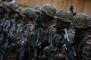 Германия покончила с разоружением